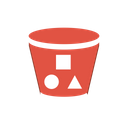 Storage Content Delivery Icon