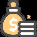 Budget Cost Money Icon