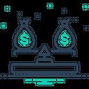 Budget Balance Icon