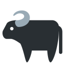 Buffalo Water Wild Icon