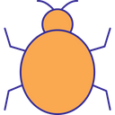 Bug Error Problem Icon