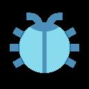Bug Fixing Cyber Icon