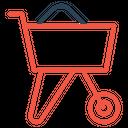 Buggy Cart Constructikon Icon