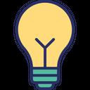 Bulb Idea Invention Icon