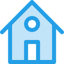 Bulding Home House Icon
