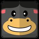 Bull head Icon