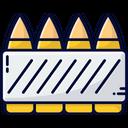 Bullets Ammo Ammunition Icon