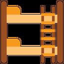 Bunk Bed Bed Bunk Icon