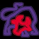 Burger Ranch Bull Icon