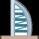 Burj Al Arab Hotel Dubai Icon