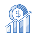 Business Growth Profit Icon