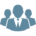 Business Hierarchy Leadership Icon