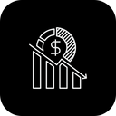Business Loss Decline Icon