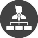 Company Hierarchy Level Icon