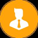 Businessman Profile Account Icon