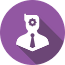 Settings Profile Account Icon