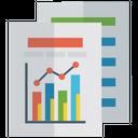 Business Chart Business Progress Data Analytics Icon