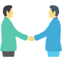 Business Deal Conference Deal Icon