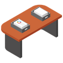 Business Files Icon