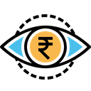 Business Finance Vision Icon
