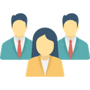 Business Crew Business Group Business Organization Icon