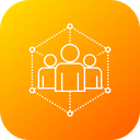 Business Group Team Icon