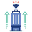 Business Grow Icon
