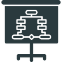 Business Hierarchy Icon