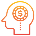 Research Business Human Mind Icon