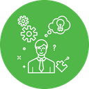 Business Idea Innovation Icon