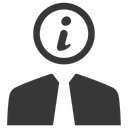 Business info support Icon