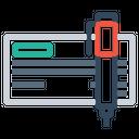 Letter Document Resume Icon