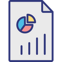 Business Management Competitive Analysis Data Analysis Icon
