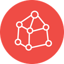 Business Network Global Icon