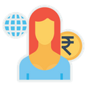 Business Person Employee Icon