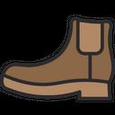 Business rain shoes Icon