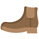 Business Rain Shoes Icon