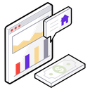 Business Website Icon