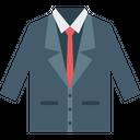Businessman Dress Icon