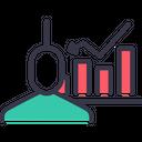 Businessman Employee Growth Icon