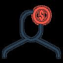 Businessman Finance Money Icon