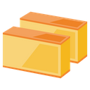 Butter Cake Icon