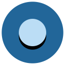 Button Geometric Radio Icon