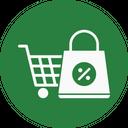 Buy E Commerce Discount Icon