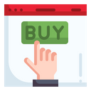Buy Commerce And Shopping Ecommerce Icon