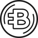 Bytecoin Cryptocurrency Crypto Icon