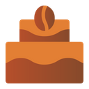 Cake Coffee Birthday Icon
