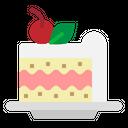 Dessert Sweet Cake Icon
