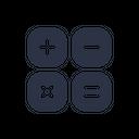 Math Mathematics Calculator Icon
