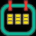 Calendar Add Schedule Date Icon